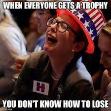 Liberal Meme - how this crying liberal iowan became a worldwide meme for those