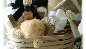 high end gift baskets how to make a spa themed gift basket our pastimes