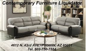Sofa Liquidators Living Rooms Modern Furniture Phoenix Furniture Discount