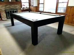 pool table dining room table combo convert pool table to dining a pool table that flips pool dining