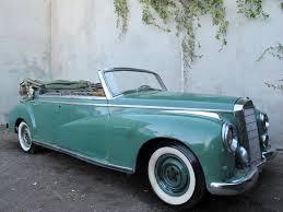 mercedes adenauer 1952 mercedes 300 cabriolet beverly car