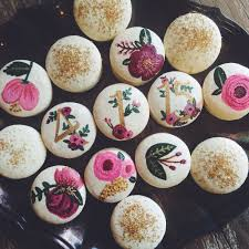 decorated french macarons sweet u0026 saucy shop sweet u0026 saucy shop