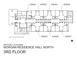 Fort Lee Housing Floor Plans Morgan Hall University Housing And Residential Life