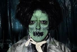hocus pocus halloween costume billy butcherson zombie hocus pocus makeup tutorial youtube