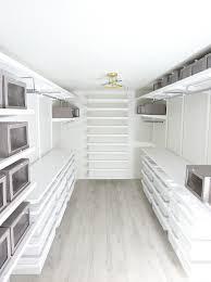 modern ranch reno master closet classy clutter