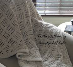 wedding gift knitting patterns knitted throw blanket pdf knitting pattern for blanket afghan
