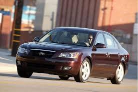 2006 hyundai sonata airbag recall 2006 2011 hyundai azera sonata sedans recalled for corrosion issue