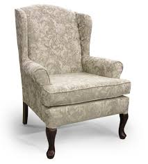the comfortable chair in wingback chair furniture wingback