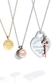 all round necklace images Pendants from the return to tiffany collection will have her in a jpg