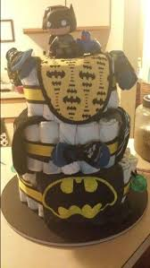 Batman Baby Shower Decorations 1767 Best Diaper Cakes 2 Images On Pinterest Nappy Cakes Baby