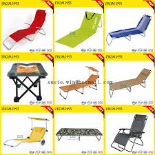 Folding Single Camping Bed Bsci Aluminium Frame Wholesale Canopy Outdoor Camping Bed Single