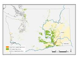 Walla Walla Washington Map by Methane Emissions Of The Lower Snake Riverdamsense
