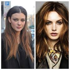 highlights vs ombre style balayage image hair makeup bags accessories pinterest