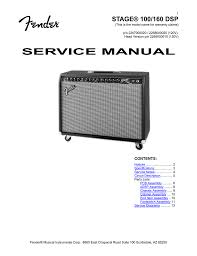 service manual black magic amplifiers