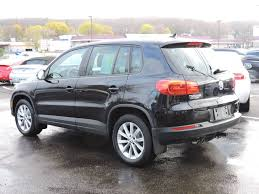volkswagen suv 2014 used 2014 volkswagen tiguan se at auto house usa saugus