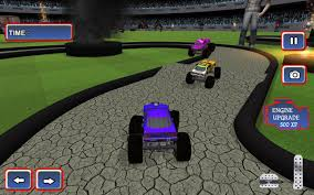 toy monster truck rally android apps google play
