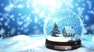 4k uhd merry snow globe motion background videoblocks