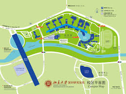 Shenzhen China Map Visit Us Peking University Shenzhen Graduate