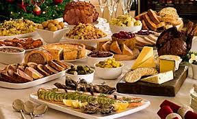 table full of food city of winston salem holiday safety tips