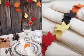 modern laser cut thanksgiving decorations