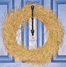 twig wreath decorative gold twig wreath dried wreath