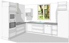 projet cuisine 3d le projet de la cuisine chez yeyette