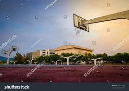 Basketball Courts With Lights Outdoor Basketball Lights Sacharoff Decoration