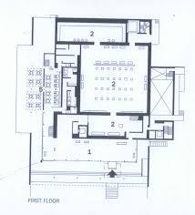 kimbell art museum floor plan yoshio taniguchi gallery of horyuji treasures yoshio taniguchi