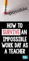 Halloween Poems For Teachers How To Survive An Impossible Work Day As A Teacher Weareteachers