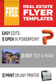Free Real Estate Flyer Templates by 41 Best Real Estate Flyers Templates Images On Pinterest Real