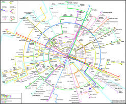 Best Map Is This The Best Map Of The Paris Metro There Is The Local