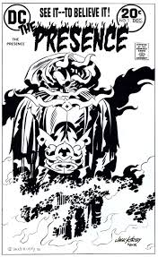 my inks over unused jack kirby pencil sketch by roberthack on