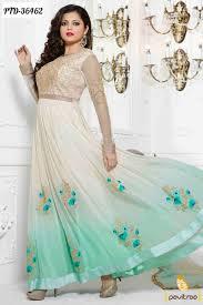 umbrella pattern salwar designer salwar kameez online shopping utsavsaree in