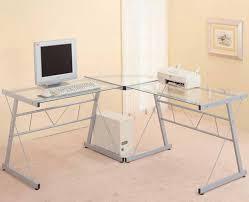 Perfect Officemax Glass Desk Desk 2017 Favorite Computer Desks For