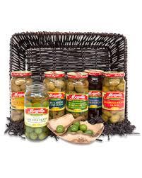 olive gift basket mezzetta olive lover s gift baskets