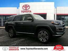 new 2017 toyota 4runner limited 4d sport utility in sarasota