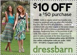 dressbarn printable coupon expires september 1 2012