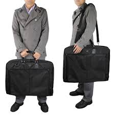how to travel with a suit images Worthfind men 39 s travel suit tote garment storage bag men women jpg