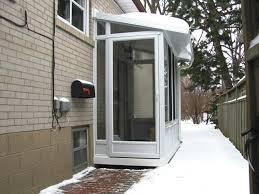 entry vestibule porch enclosures sepio weather shelters