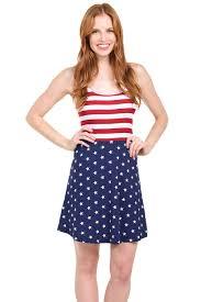 Flag Clothing American Flag Dresses Patriotic Dresses Tipsy Elves