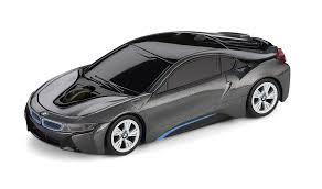 Bmw I8 Silver - bmw i8 computer mouse favorable buying at our shop