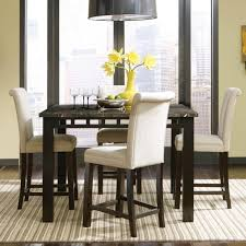 kitchen table industrial metal chairs high kitchen table and