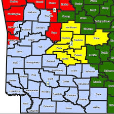 us house of representatives district map for arkansas arkansas congressional district 4 map with 112th congress us rep