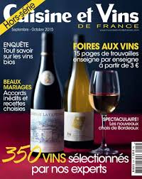 cuisine et vins de abonnement abonnement presse vin pas cher avec le bouquet epresse fr