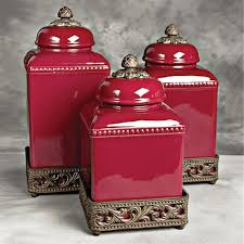 tuscan kitchen canisters popular kitchen canister sets