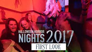 halloween horror nights passes halloween horror nights 2017 first look youtube