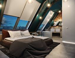 attic loft cool attic loft interior design ideas