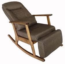 Outdoor Wood Rocking Chair Wooden Indoor Rocking Chairs Concept Home U0026 Interior Design