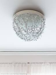 How To Make Chandelier At Home How To Make A Diy Chandelier In An Hour More