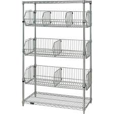 cool stackable white wire shelves images wiring schematic